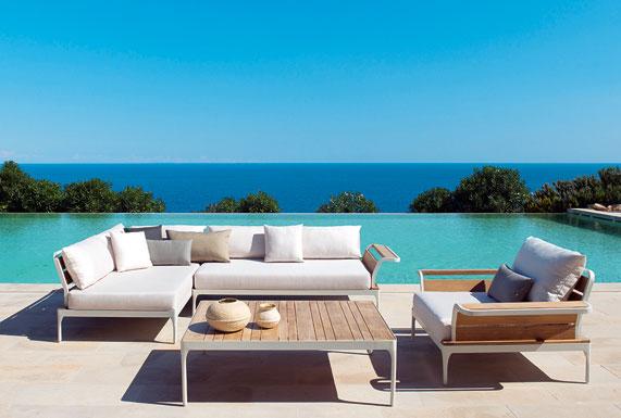 mobili per esterno outdoor : Arredamento da giardino - Mobili da esterno Ethimo